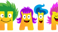 Show your school spirit and participate in Crazy Hair Day on Thursday, April 19th.