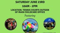 SFU Childcare Society Presents:  Family Fun Day!  Join us on Saturday, June 23 from 10:00-2:00 on the Tennis Courts outside of the […]