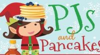 Please join us on Friday, December 7 for our annual Pancake Breakfast & Pyjama Day from 9:00-10:30.