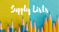 For this school year, we are requesting that students bring their labeled supplies to school in a pencil box.  Thank you! Supply List Kindergarten Supply List Grades 1-5 Supply […]