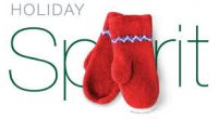 Show your festive holiday spirit by participating in our December Spirit Days! Friday, December 4th – Pajama Day Friday, December 11th – Sparkle Day (Wear Seasonal or Sparkly clothes)