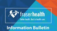 Keeping our school safe for staff and students: Fraser Health Back to School Winter Update For Parents: Only socialize with the people you live with. Do not invite friends […]