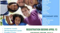 Elementary Registration for classes begins on Tuesday, April 13th. Secondary Registration for classes begins on Tuesday, April 6th. We are excited to offer outstanding summer programming for Burnaby Schools students […]